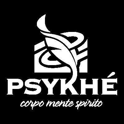 Psykheroma - LOGO BIANCO
